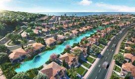 Novahills mũi né mở bán khu villas long pool với hồ bơi vô cực,