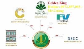 Sở hữu officetel golden king nguyễn lương bằng q7 chỉ từ 1.8 tỷ/căn + ck 7%. hotline: