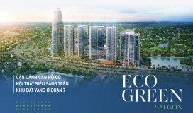 Tôi cần tiền gấp, bán lỗ căn hộ eco green sài gòn, căn góc 3pn, dt 90m2, giá chỉ 2.5 tỷ