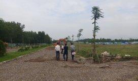 Cuối năm cần iền gấp, bán lô đất 2 mặt tiền đường ( 20m-6m), Giá: 532 Tr