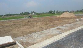 Bán đất mặt tiền đường Đinh Đức Thiện sau lưng chợ Bình Chánh - giá chỉ từ 499 triệu
