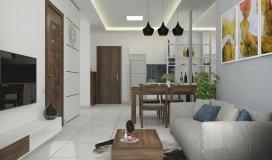 Bán gấp căn hộ 3PN, 83m2, giá tốt nhất Hoàng Quốc Việt, 26,5tr/m2, nhà mới tinh.