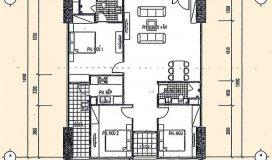 Bán chung cư 60 Hoàng Quốc Việt, chính chủ bán căn hộ 3PN, 117m2, 27tr/m2.