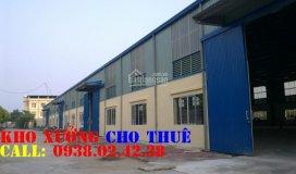 3 nhà xưởng (160m2 - 200m2 - 300m2) đường số 6