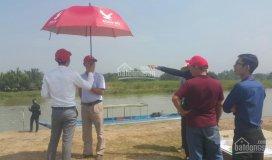 450tr/1000m2 đất ven sông, sổ hồng riêng cách quận 2 chỉ 3km, thích hợp đầu tư quy hoạch rõ từng lô