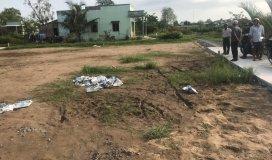 Gia đình tôi lô đất ngay xã Phước Lại huyện Cần Guộc_Long An giá chỉ 650tr/nền