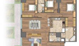 Bán căn hộ chung cư tại Dự án tòa nhà Hanhud, Cầu Giấy, Hà Nội, giá bán 26,5tr/m2.