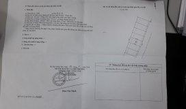 Bán gấp lô đất đường số 3, ngay cổng chào Hòa Long, Bà Rịa, Giá: 950tr/107m