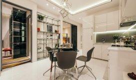 Bán căn hộ chung cư tại Hoàng Quốc Việt, 3PN, giá 26tr/m2.