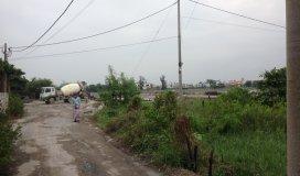 Quá hót ! bán lô đất gần Dự Án GS metrocity đường Nguyễn Hữu Thọ_Nhà Bè DT: 462m2 giá 18tr/m