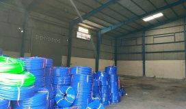 Cho thuê nhà xưởng mặt tiền đường Nguyễn Hữu Trí, 720m2, kho mới xây dựng, có điện 3pha