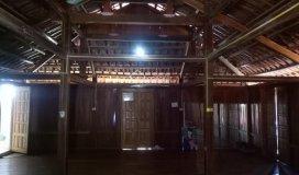 Bán khung nhà gỗ pơ mu xịn tại xã nậm có, mù cang chải, yên bái