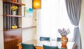 Căn hộ dịch vụ 1 phòng ngủ cao cấp cho thuê đường hai bà trưng, quận 1