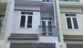 Bán nhà mới liên khu 45 Bình Tân 2 lầu chỉ 1tỷ97
