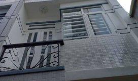 Bán nhà mới xây 2 lầu 4PN đường Nguyễn Thị Đặng ngay TTHC quận 12