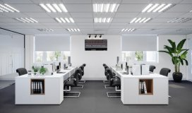 Tòa nhà văn phòng 12 tầng khu vực phố cổ còn các loại dt 250 ,125 và 85m2 hạ giá dưới 9USD/m2
