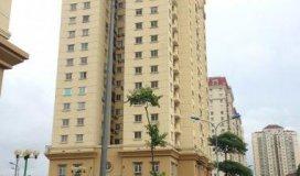 Bán chung cư CT13 Ciputra 87m2, đã có sổ đỏ, giá 2,5 tỷ bao sang tên, tầng thấp.