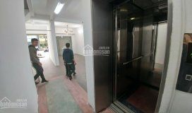 75m2 x 7 tầng thang máy mặt tiền 6.4m mặt phố mai dịch 50tr/tháng
