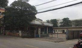 Bán 2000m2 khu nhà xưởng đức giang đối diện khu quân đội