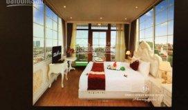 Bán khách sạn mặt phố đào duy từ, 86m2, 9 tầng, hầm, 20 phòng, giá 51.5 tỷ. lh