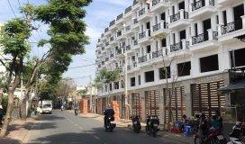 Bán nhà phố mặt tiền trung tâm quận 12, phường  thới an. giá 4,5 tỷ
