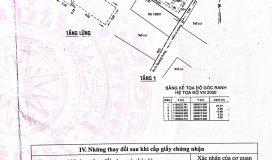 Bán nhà quang trung vào 1 trục 20m, dt: 5x21m, nhà cấp 4, giá 4tỷ150