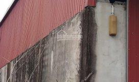Bán nhà xưởng dt 540 m2 giá 1,350 tỷ, mt 10m, đường ô tô tải 4m tại tân dân, phú xuyên, hà nội