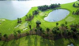 Bất động sản nhà phố biệt thự sân golf: mảng màu sáng trong thị phần bđs lh: