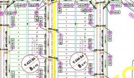 Cần bán nam hòa xuân, b2.91 lô 08 trục thông giá 3250, b2.74 lô 14 giá 3450 lh