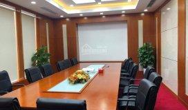 Cần cho thuê sàn vp đầy đủ bàn ghế, phòng họp 260m2, giá 347.25 ng/m2/th. lh đức mạnh