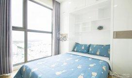 Chính chủ cho thuê căn hộ 2 phòng ngủ river gate q4, full nội thất, 21.8 triệu/tháng, lh