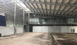 Chính chủ cho thuê nhà máy 6000m2 tại khu công nghiệp yên bình 1, quốc lộ 3 thái nguyên
