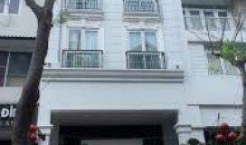 Chính chủ gởi bán căn nhà phố mặt tiền đường lê văn thêm, phú mỹ hưng, q7.