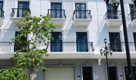 Cho thuê căn hộ cao cấp - mới 100%, đầy đủ nội thất, khu vincom shophouse, tt tp trà vinh