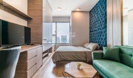 Cho thuê căn hộ studio bến vân đồn, q4 full nội thất, dọn vào ở ngay, 13 triệu/tháng, lh