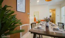 Cho thuê chung cư khánh hội 2 360d bến vân đồn phường 1 quận 4. diện tích 83m2, thiết kế 2 phòng ng