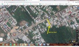 Cho thuê đất 2 mặt tiền thành phố rạch giá diện tích: 16m x 50m