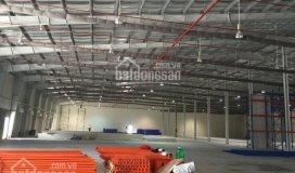Cho thuê kho xưởng mới 100% trong khu công nghiệp điềm thụy, thái nguyên. dt: 800m2-15.000m2