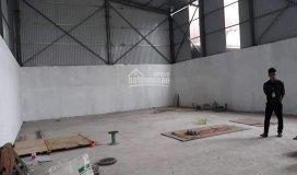 Cho thuê nhà xưởng phường long biên