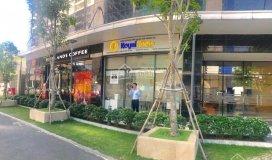 Cho thuê shophouse mặt tiền phổ quang, 58m2 giá 50tr/th, dự án the botanica, lh: