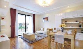 Bán căn hộ chung cư tại Bắc Từ Liêm, Hà Nội diện tích 91m2, giá 26,5tr/m2, mới vào ở.