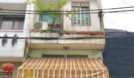 Nhà mặt tiền 4x16.2m, phường phú thọ hòa, vườn lài (hh 100 triệu). lh: