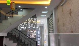 Nhà mới xây shr xinh lung linh, p. thạnh xuân, q12. giá chỉ 2.25 tỷ