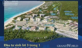 Shoptel ,condotel, mini hotel grand world liền kề casino, cam kết lợi nhuận 8 - 15%/năm.