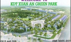 Siêu dự án kđt lớn nhất tỉnh hà tĩnh, nằm ven thành phố vinh
