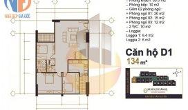 Tôi cần bán gấp căn 134m2, chung cư 60 Hoàng Quốc Việt, Cầu Giấy, giá rẻ.