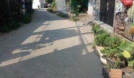 Đất 2 mặt tiền giá rẻ nhất Biên Hòa, gần cầu Hóa An, đường Bùi Hữu Nghĩa
