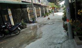 Cần bán Dãy nhà ở xã nhơn đức huyện nhà bè TPHCM Diện tích 81m2
