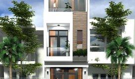 Cho thuê căn nhà 3 lầu DTSD 200m2 kdc Nam Long , phước long b Quận 9