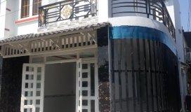 Nhà Đường Trương Thị Ngào, P. Trung Mỹ Tây, Quận 12 Diện Tích:4x13m(52m2) Giá:1.380.000.000 đ